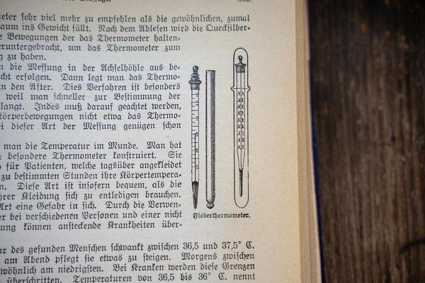 старинная книга о том как сбить температуру без лекарств